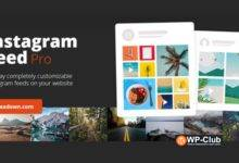 Фото Instagram Feed Pro 5.7.1 Nulled — лента Instagram для WordPress