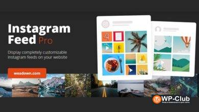 Фото Instagram Feed Pro 5.7.1 Nulled — лента Instagram для WordPress