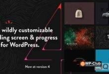Фото PageLoader 4.1 — Loading Screen and Progress Bar for WordPress