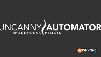 Фото Uncanny Automator Pro 2.9 — WordPress Plugin