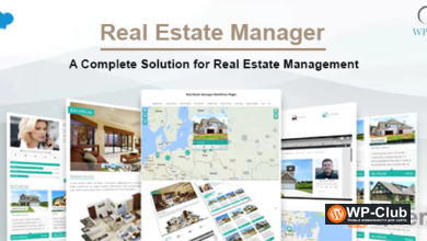 Фото Real Estate Manager Pro 10.7.6 Nulled — плагин недвижимости WordPress