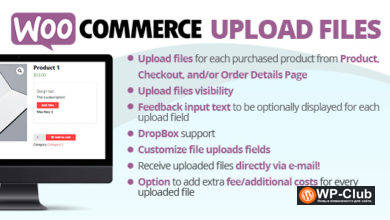 Фото WooCommerce Upload Files 59.7