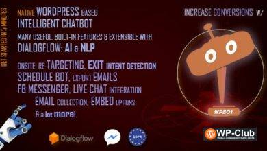 Фото ChatBot for WordPress 10.3.0 — лучший плагин ChatBot для WordPress