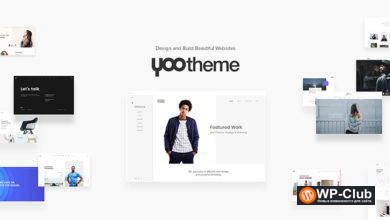 Фото YooTheme Pro WordPress 2.3.18 — конструктор страниц WordPress