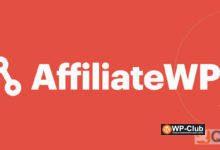 Фото AffiliateWP 2.6 — партнерская программа для WordPress