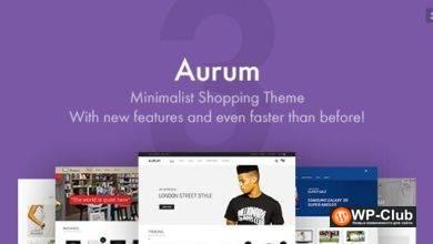Фото Aurum 3.8.1 — WordPress тема интернет магазина
