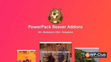 Фото PowerPack for Beaver Builder 2.12.2 — аддоны для Beaver Builder