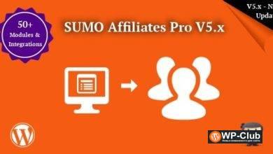 Фото SUMO Affiliates Pro 7.0 — партнерский плагин для WordPress