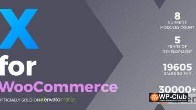Фото XforWooCommerce 1.5.0 — модули WooCommerce для улучшения магазина