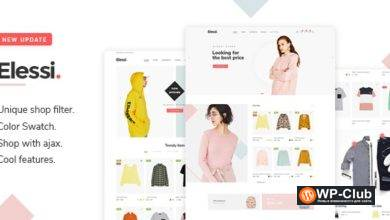 Фото Elessi 4.0.3.1 — WooCommerce AJAX WordPress тема