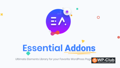 Фото Essential Addons for Elementor 4.2.1 Nulled — аддоны для Elementor Pro