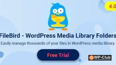 Фото FileBird Pro 4.2 — плагин организации медиатеки WordPress