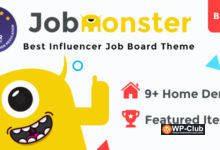 Фото Jobmonster 4.6.6.1 тема доски объявлений WordPress
