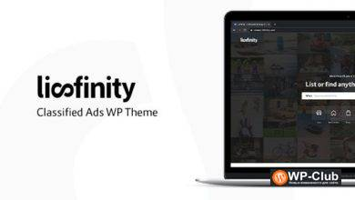 Фото Lisfinity 1.1.6 — тема доски объявлений для WordPress