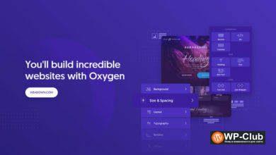 Фото Oxygen Builder 3.6.1 — визуальный редактор страниц WordPress