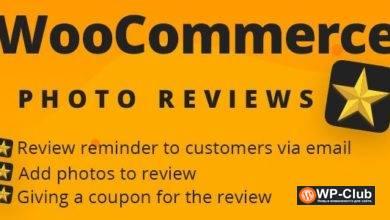 Фото WooCommerce Photo Reviews 1.1.4.8 — отзывы изображений товаров WooCommerce