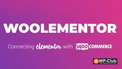 Фото Woolementor Pro 1.6.5 Nulled