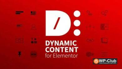 Фото Dynamic Content for Elementor 1.9.6.7.1 — виджеты для Elementor