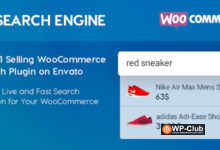 Фото WooCommerce Search Engine 2.1.14 — плагин поиска для WooCommerce