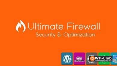 Фото WP Ultimate Firewall 1.9.0 — производительность и безопасность WordPress