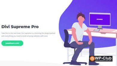 Фото Divi Supreme Pro 3.7.1 — модули для Divi WordPress
