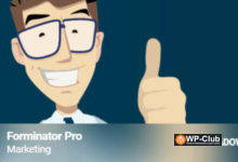 Фото Forminator Pro 1.14.5 — создание форм WordPress