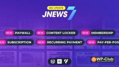 Фото JNews 7.1.3 — новостной шаблон WordPress