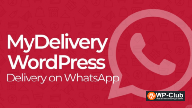 Фото MyDelivery WordPress 1.7 — доставка в WhatsApp для WordPress