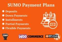 Фото SUMO WooCommerce Payment Plans 8.0 — планы оплаты WooCommerce