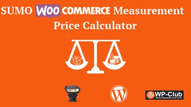 Фото SUMO WooCommerce Measurement Price Calculator 4.2