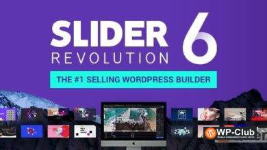 Фото Slider Revolution 6.3.1 Nulled — слайдер для WordPress