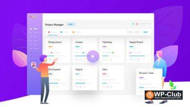 Фото WP Project Manager Pro 2.5.5 — инструмент управления проектами и командой для WordPress
