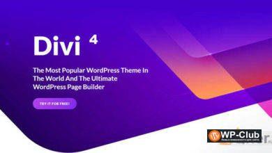 Фото Divi Theme 4.8.1 — универсальный шаблон для WordPress