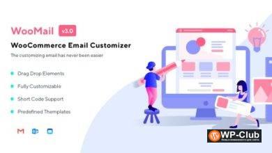 Фото WooMail 3.0.31 — настройка электронной почты WooCommerce