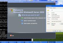 Фото Энтузиасты компилируют Windows XP и Windows Server 2003 из исходников