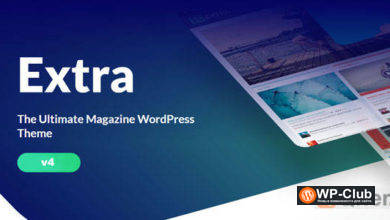 Фото Extra 4.6.5 — шаблон новостей/журнала для WordPress