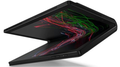 Фото Lenovo открыла предзаказ на ноутбук ThinkPad X1 Fold с гибким экраном. Стоимость устройства от $2499