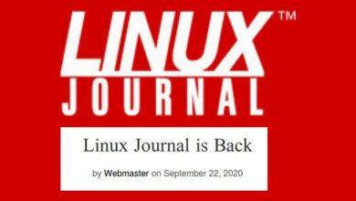 Фото Linux Journal возвращается. Теперь под руководством Slashdot Media