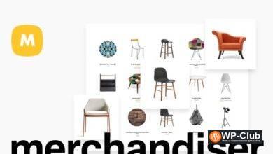 Фото Merchandiser 1.9.18 — отличная тема WooCommerce на WordPress