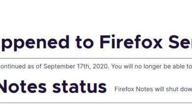 Фото Mozilla закрыла сервисы Firefox Send и Notes