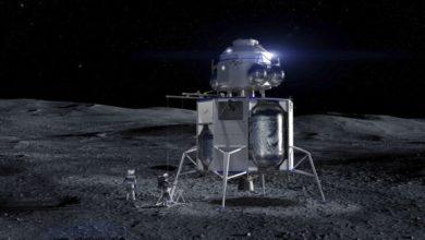 Фото НАСА опубликовало план по возвращению на Луну