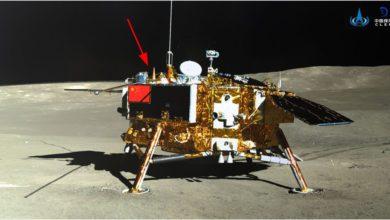 Фото После замера радиации на Луне ученые предложили строить базу под ее поверхностью