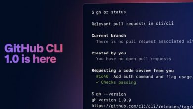 Фото Состоялся релиз консольной утилиты GitHub CLI 1.0