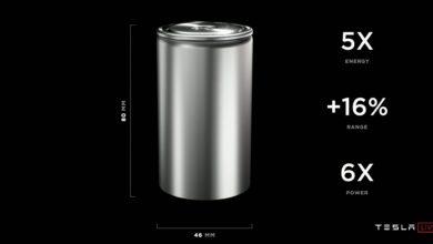 Фото Tesla представила более мощную и дешевую батарею. Компания обещает выпустить бюджетный электрокар