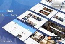 Фото TownHub 1.4.0 — шаблон каталога WordPress