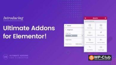 Фото Ultimate Addons for Elementor 1.29.0 Nulled — виджеты и модули для Elementor