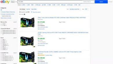 Фото В первый день продаж цена GeForce RTX 3080 из-за дефицита взлетела до $2500, NVIDIA извинилась