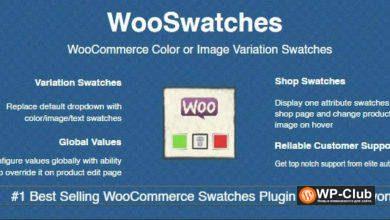 Фото WooSwatches 3.0.17 — преобразование переменных атрибутов WooCommerce