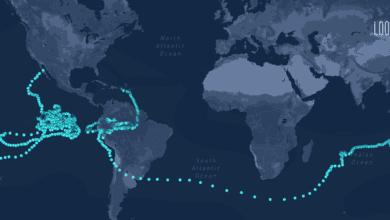 Фото 312 дней в воздухе: аэростат Loon поставил рекорд по длительности полёта в стратосфере