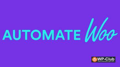 Фото AutomateWoo 5.1.0 Nulled — Автоматизация маркетинга для WooCommerce